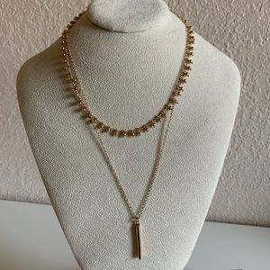 2 piece necklace